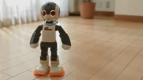 robi-deagostini-robot